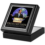 Al Gore Presumption Keepsake Box