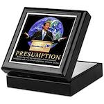 Al Gore Presumption Keepsake Box