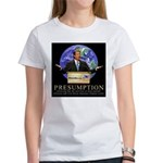 Al Gore Presumption Women's T-Shirt