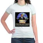 Al Gore Presumption Jr. Ringer T-Shirt