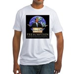 Al Gore Presumption Fitted T-Shirt