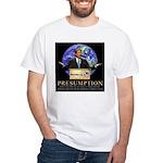 Al Gore Presumption White T-Shirt