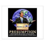 Al Gore Presumption Small Poster