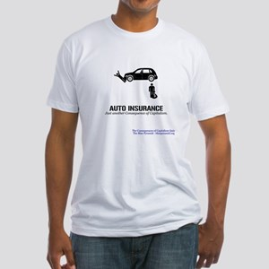Auto Insurance (CCQ) Fitted T-Shirt