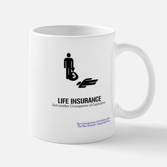 Life Insurance (CCQ) Mug