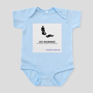 Life Insurance (CCQ) Infant Bodysuit