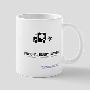 Personal Injury Lawyers (CCQ) Mug