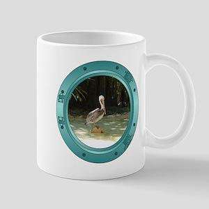 Pelican Porthole Mug
