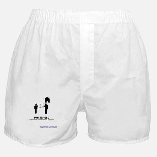 Mortgages (CCQ) Boxer Shorts