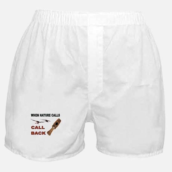 QUACK QUACK Boxer Shorts