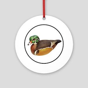 QUACK QUACK Ornament (Round)