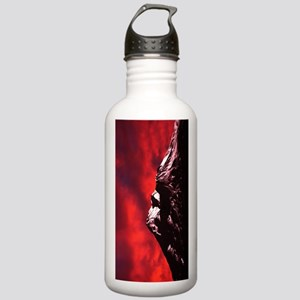 Shasta Red Cloud Stainless Water Bottle 1.0L