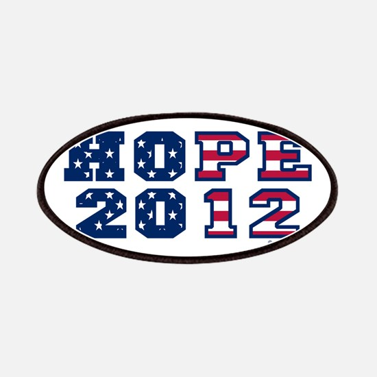 Hope 2012 (US Election) Patches