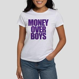 Money Over Boys Women's T-Shirt