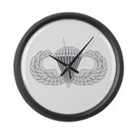 Airborne Large Wall Clock