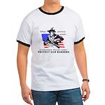 Border Patrol Ringer T