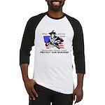 Border Patrol Baseball Jersey