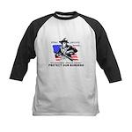 Border Patrol Kids Baseball Jersey