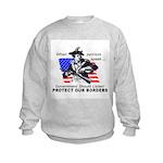 Border Patrol Kids Sweatshirt