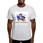 American Ash Grey T-Shirt