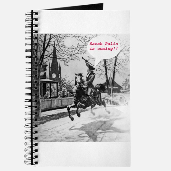 Palin Revere Journal
