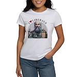 Osama luvs Liberals Women's T-Shirt