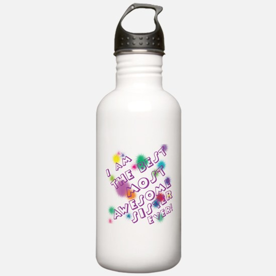 BIG SISTER II Water Bottle