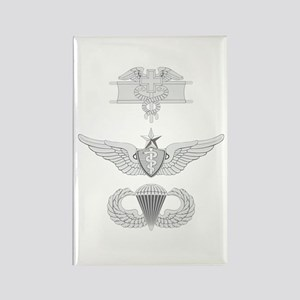 EFMB Flight Surgeon Senior Airbor Rectangle Magnet
