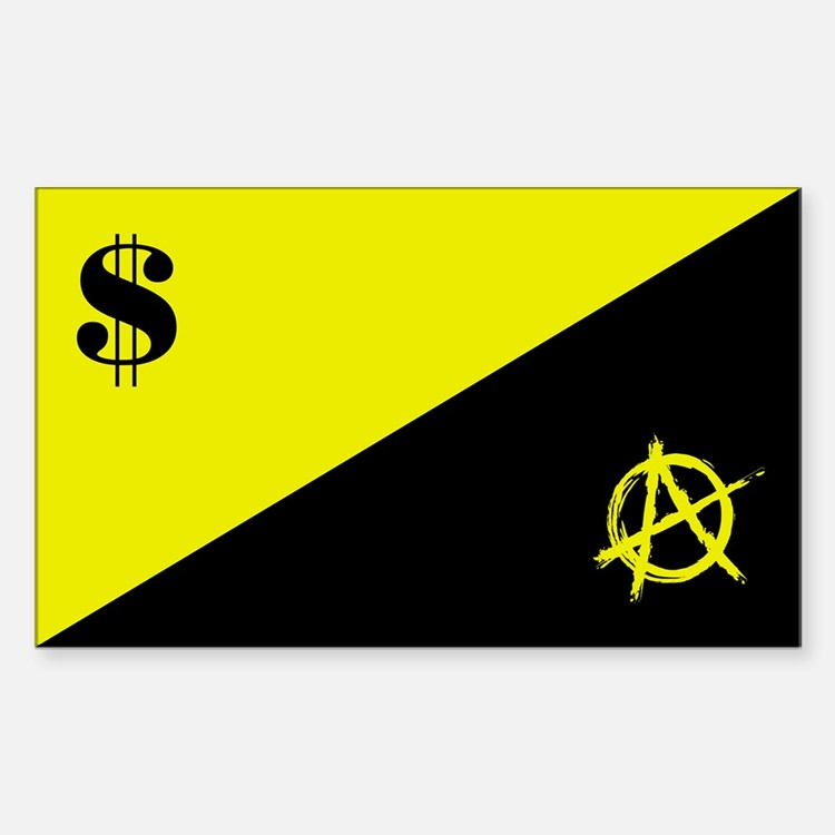 anarcho capitalism flag gifts & merchandise | anarcho capitalism