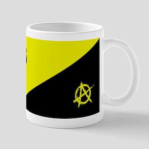 Anarcho-Capitalist Flag Mug