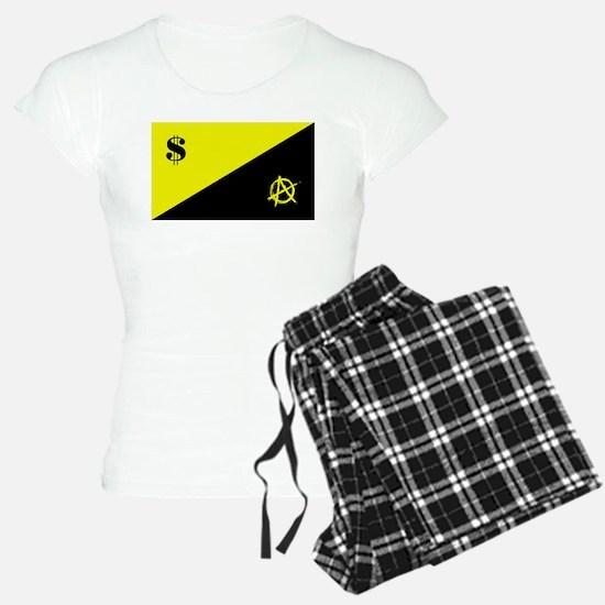 Anarcho-Capitalist Flag Pajamas