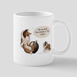 Sheltie Prank Mug