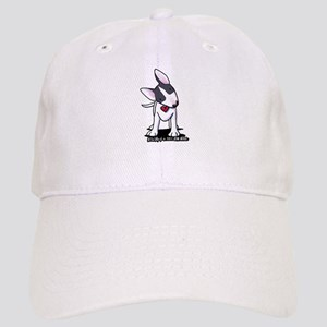 Masked Bull Terrier II Cap