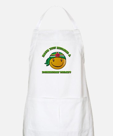 Have you hugged a Dominican today? Apron