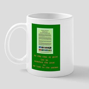 Rememberance Mug