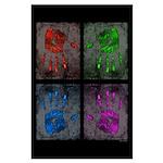 4 Hands v2.0 Poster