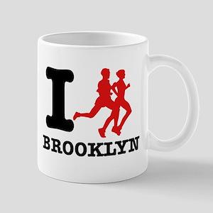 I run brooklyn Mug