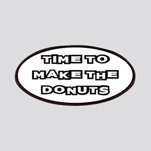 Make The Donuts Patches