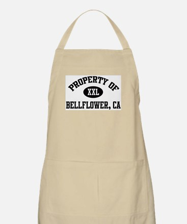 Property of Bellflower BBQ Apron