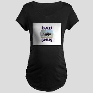 BAAAD Maternity Dark T-Shirt