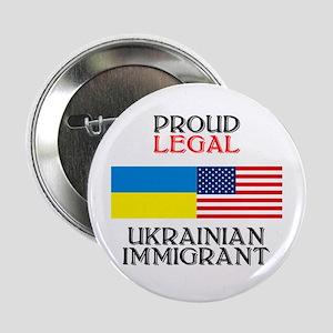 "Ukrainian Immigrant 2.25"" Button (10 pack)"