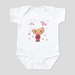 cherry blossom girl Infant Bodysuit