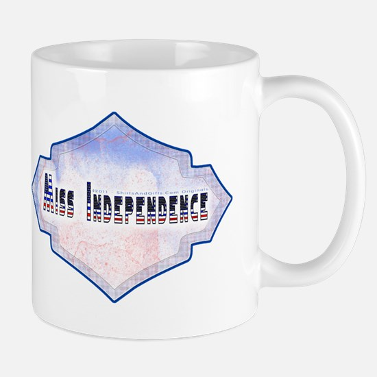 Miss Independence Mug