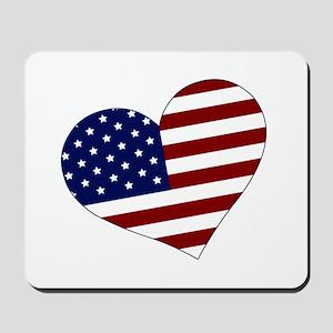 American Heart Mousepad