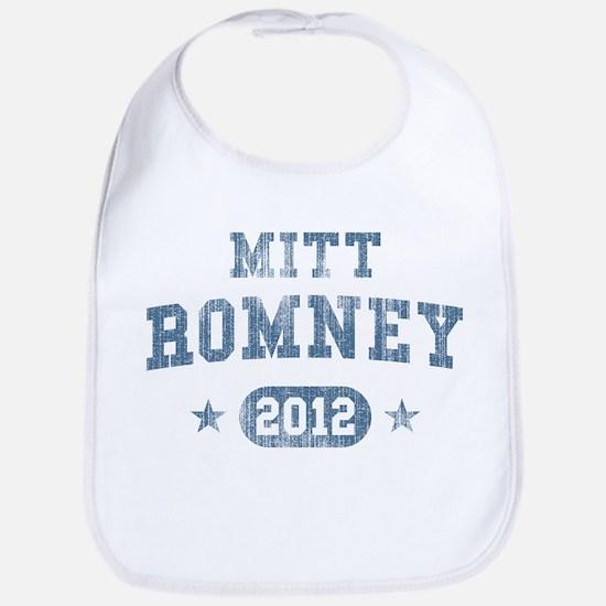 'Vintage' Mitt Romney Bib