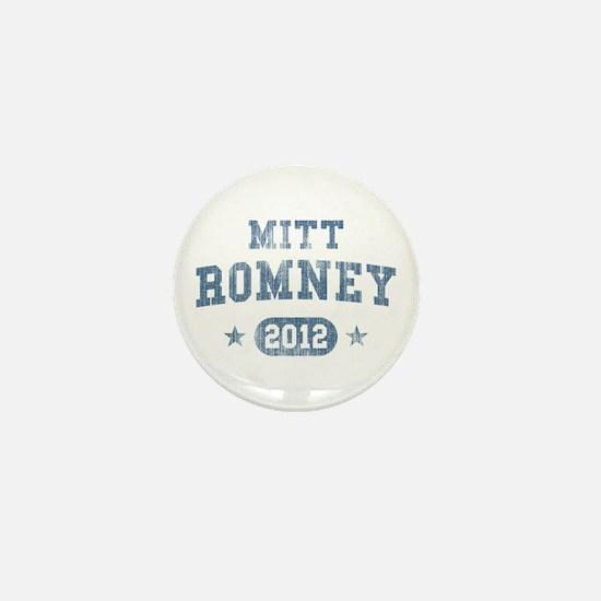 'Vintage' Mitt Romney Mini Button