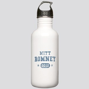 'Vintage' Mitt Romney Stainless Water Bottle 1.0L