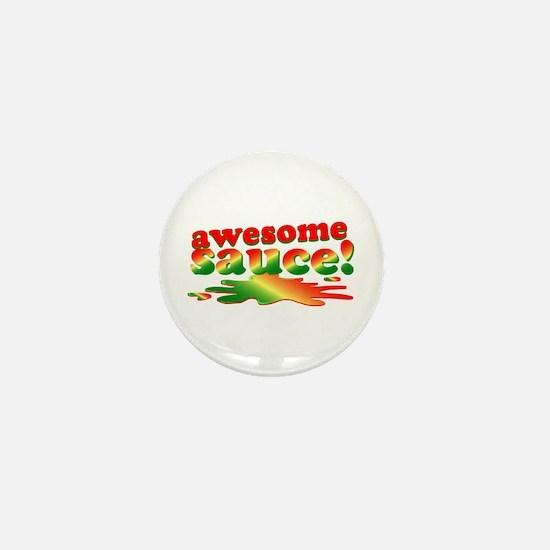 Awesome Sauce Mini Button