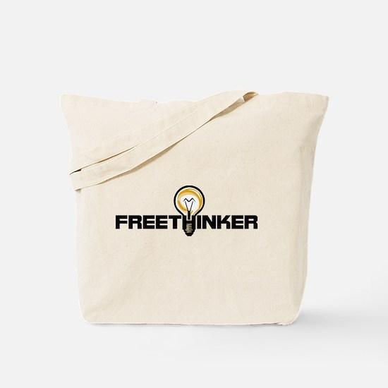 Freethinker Tote Bag