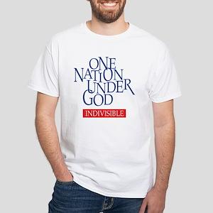 Mens One Nation Under God W/Pledge